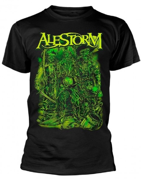 ALESTORM - Take No Prisoners T-Shirt