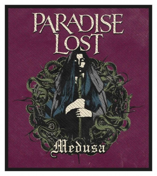 PARADISE LOST - Medusa Patch Aufnäher