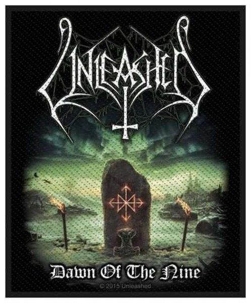 UNLEASHED - Dawn Of The Nine Patch Aufnäher