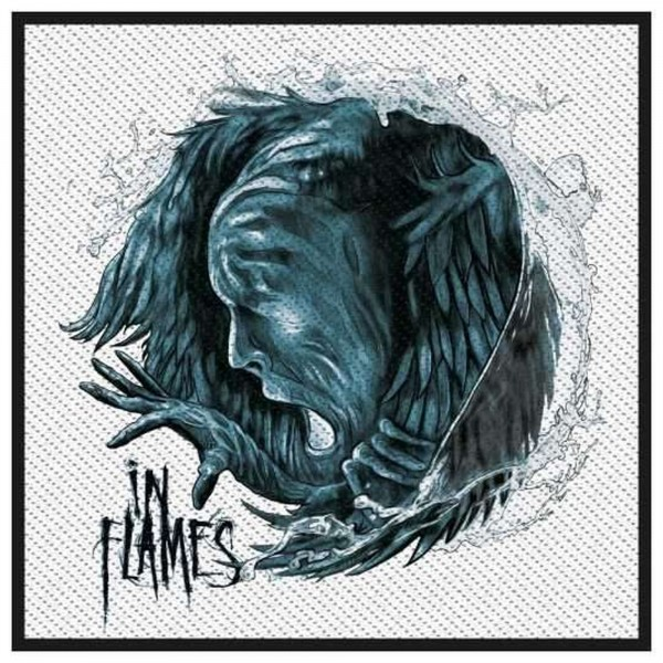 IN FLAMES - Siren Charms Patch Aufnäher
