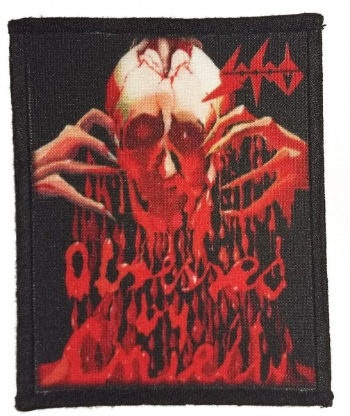 SODOM - Obsessed By Cruelty Patch Aufnäher