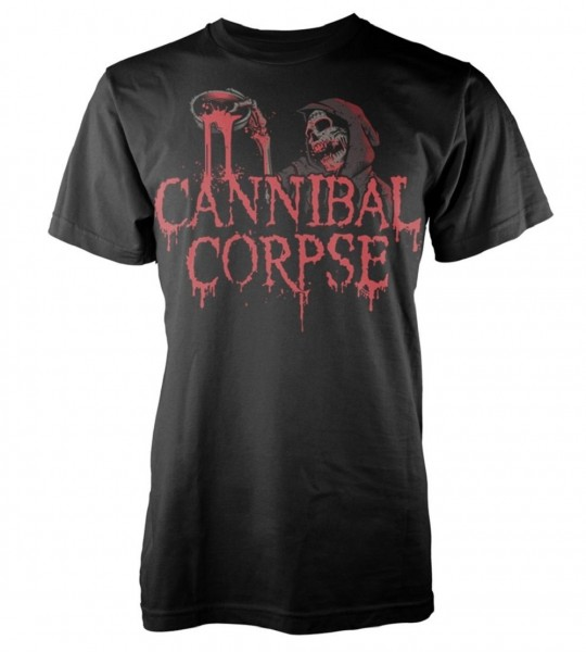 CANNIBAL CORPSE - Acid Blood T-Shirt