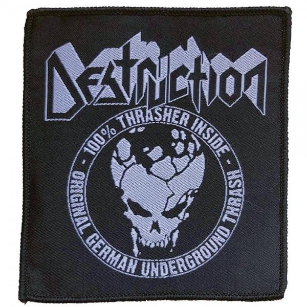 DESTRUCTION - Thrasher Inside Patch Aufnäher