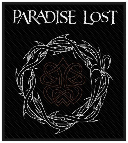 PARADISE LOST - Crown Of Thorns Patch Aufnäher