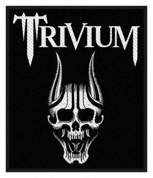 TRIVIUM - Skull Patch Aufnäher