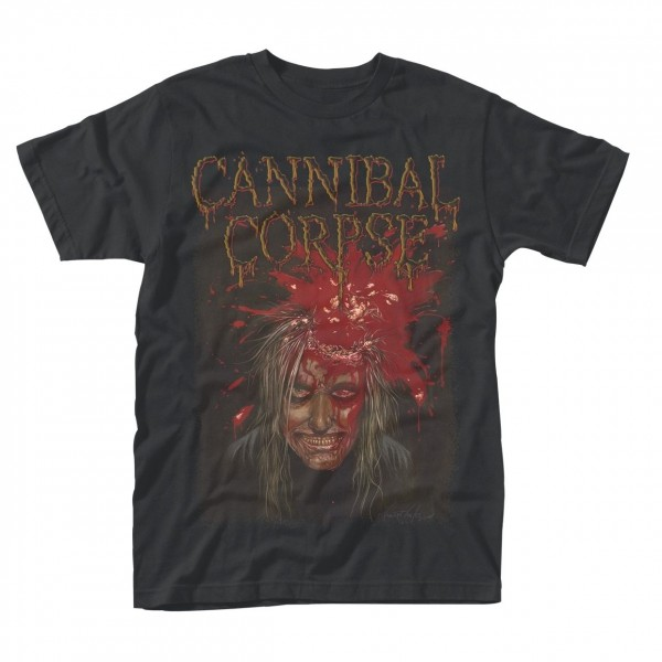 CANNIBAL CORPSE - Impact Spatter T-Shirt