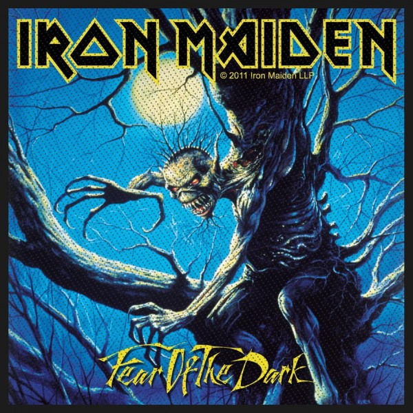 IRON MAIDEN - Fear Of The Dark Patch Aufnäher