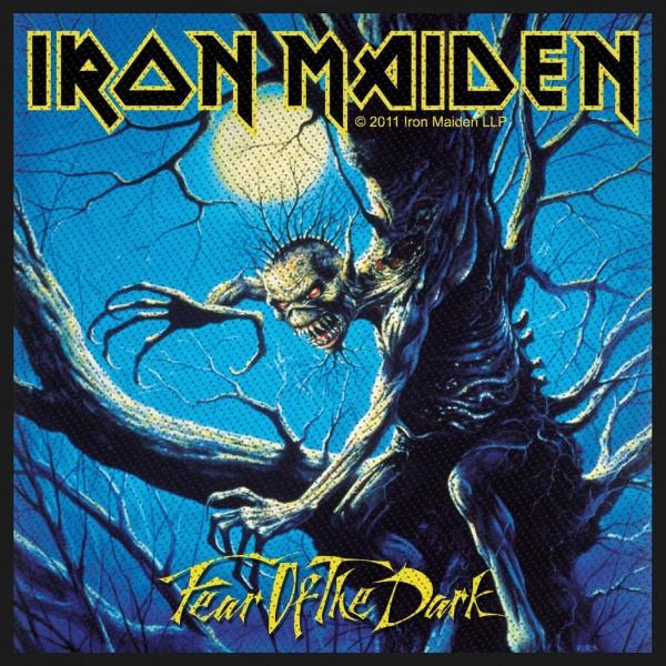 IRON MAIDEN - Fear Of The Dark Patch Aufnäher