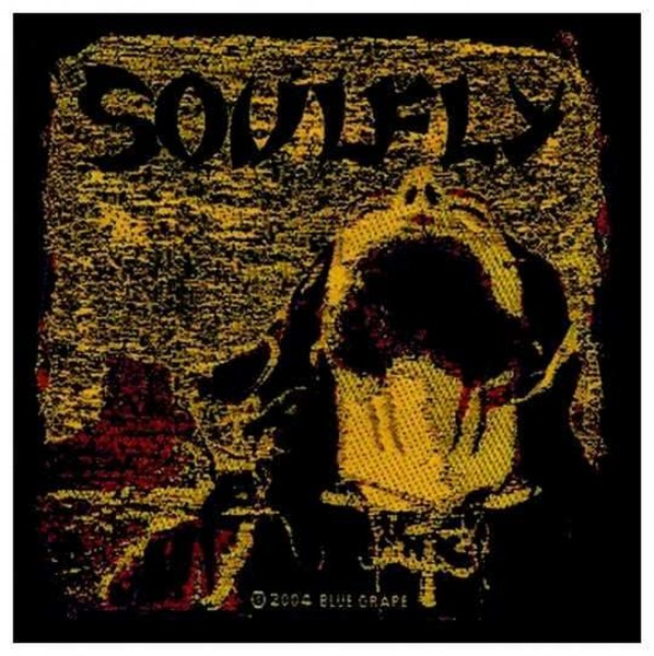 SOULFLY - Max Patch Aufnäher