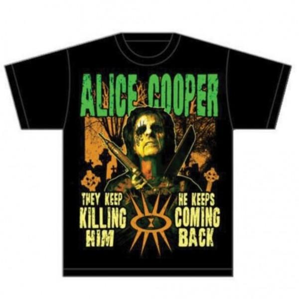 ALICE COOPER - Graveyard T-Shirt